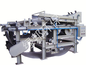 带式浓缩型压滤机