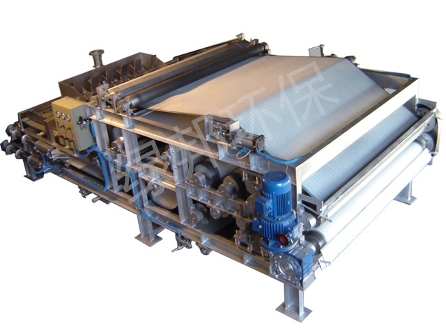 大型带式压滤机