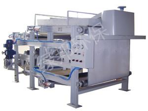 带式浓缩一体化压滤机